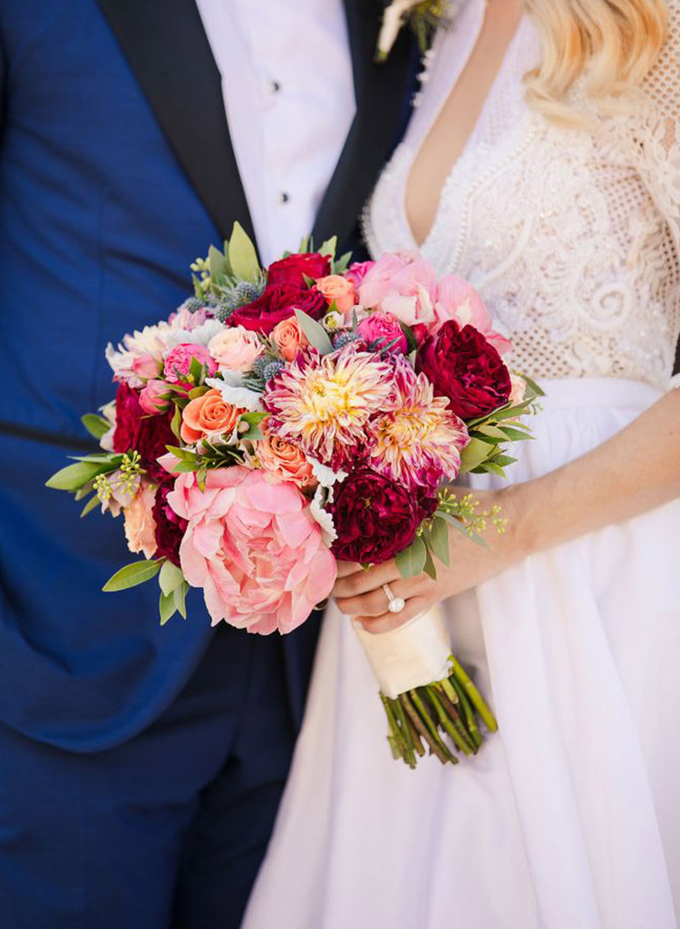 Wedding floral services near me